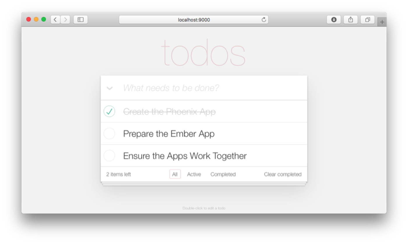 Create a Todo App using Phoenix and Ember - Resolve Digital