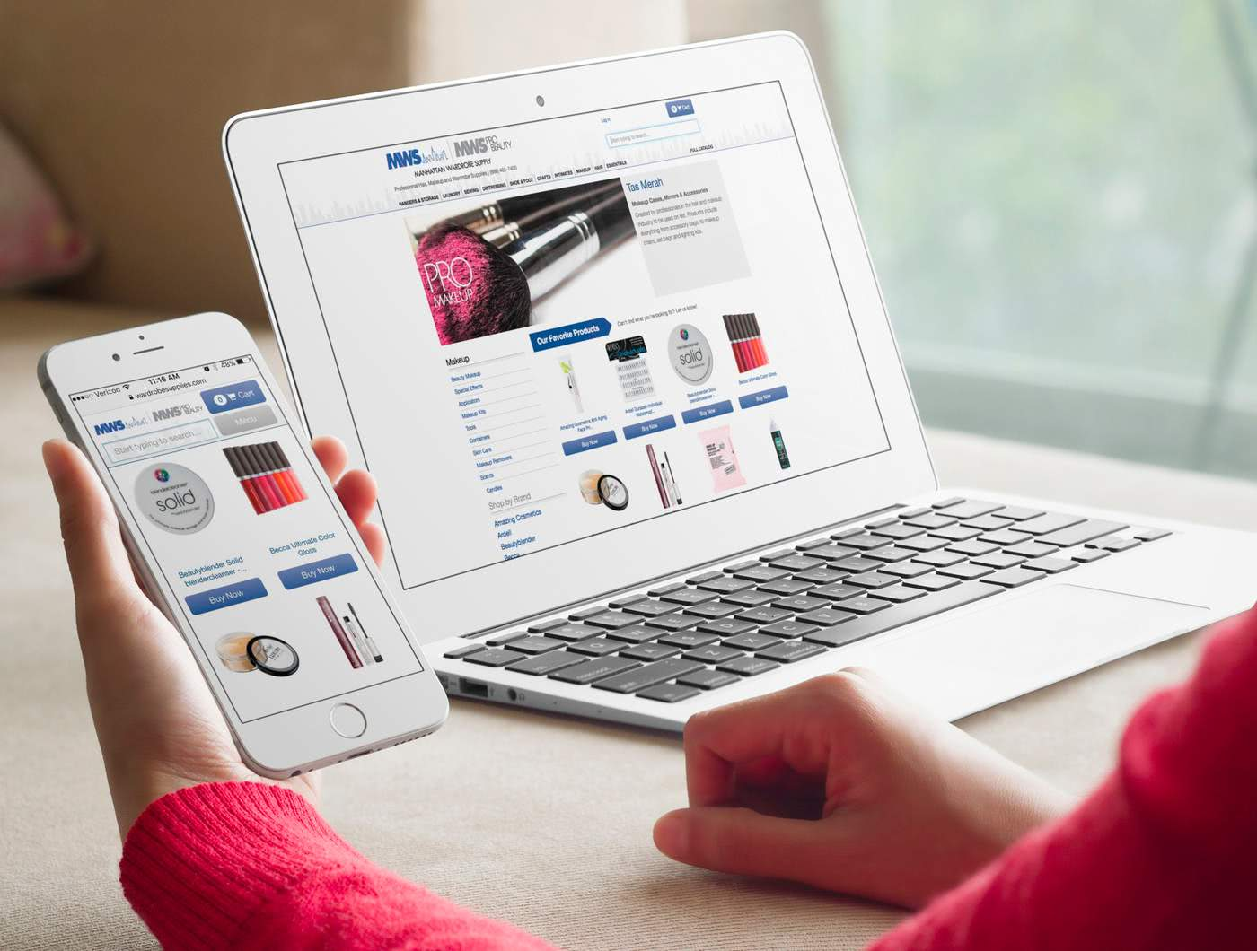 Responsive Design Upgrade Boosts Mobile Commerce Conversions 51%